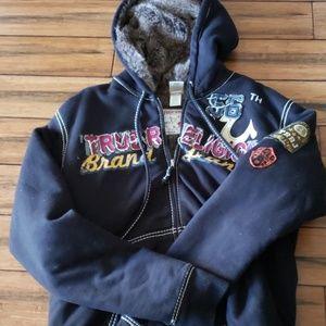 True Religion mens jacket